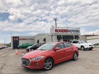 Used 2018 Hyundai Elantra 2.99% Financing - LTD - SUNROOF - REVERSE CAM - HTD SEATS for sale in Oakville, ON