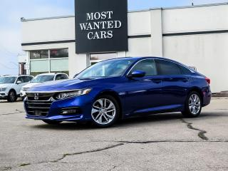Used 2018 Honda Accord SPORT | LEATHER | SUNROOF | REMOTE START | CAMERA for sale in Kitchener, ON