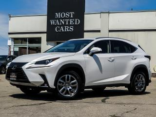 Used 2019 Lexus NX 300 Awd for sale in Kitchener, ON