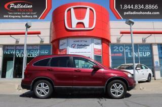 Used 2010 Honda CR-V EX - SELF CERTIFY - for sale in Sudbury, ON