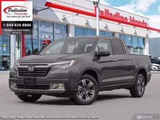 New 2021 Honda Ridgeline TOURING for sale in Sudbury, ON