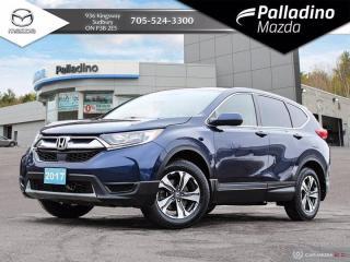 Used 2017 Honda CR-V LX for sale in Sudbury, ON