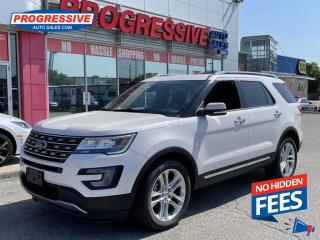 Used 2017 Ford Explorer LIMITED for sale in Sarnia, ON