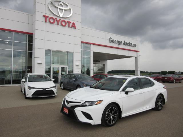 2018 Toyota Camry SE Upgrade