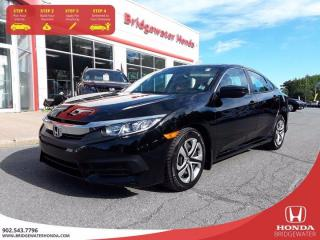 Used 2018 Honda Civic SEDAN LX for sale in Bridgewater, NS