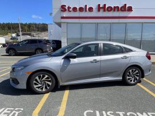 Used 2016 Honda Civic Sedan EX for sale in St. John's, NL