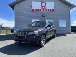 Used 2013 BMW X3 28i for sale in St. John's, NL