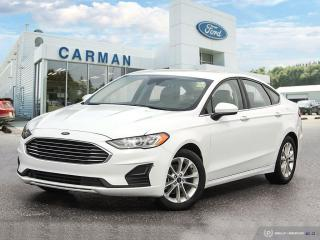 Used 2019 Ford Fusion SE for sale in Carman, MB