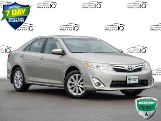 Used 2014 Toyota Camry XLE Power Moonroof | Parking Camera | Power Passenger Seat for sale in Welland, ON