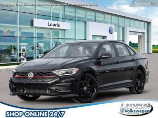New 2021 Volkswagen Jetta GLI 2.0T Manual for sale in PORT HOPE, ON