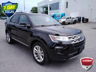 Used 2018 Ford Explorer XLT | CLEAN CARFAX | MOONROOF | LEATHER | HEATED SEATS | NAVI | for sale in Barrie, ON
