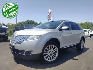 Used 2015 Lincoln MKX - Low Mileage for sale in Burlington, ON