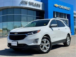 Used 2020 Chevrolet Equinox LT AWD 2.0L TRUE NORTH SUNROOF NAV POWER LIFTGATE for sale in Orillia, ON