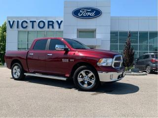 Used 2018 RAM 1500 SLT BIG HORN for sale in Chatham, ON