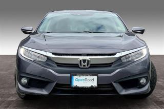 Used 2016 Honda Civic Sedan Touring CVT for sale in Langley, BC