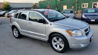 Used 2011 Dodge Caliber SXT for sale in Burlington, ON