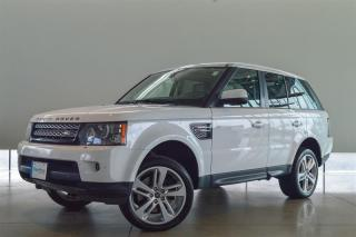 Used 2013 Land Rover Range Rover Sport V8 HSE for sale in Langley City, BC