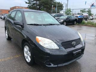 Used 2005 Toyota Matrix SHIPPER'S SPECIAL,P/WINDO,ICE COLD A/C,$2500 for sale in Toronto, ON