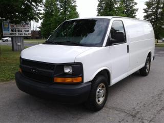 Used 2010 Chevrolet Express 2500 G2500
