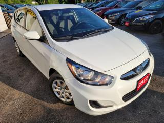 Used 2012 Hyundai Accent GL/AUTO/LOADED/LOW LOW KMS for sale in Scarborough, ON