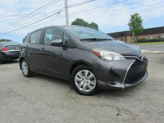 Used 2015 Toyota Yaris LE for sale in Mississauga, ON