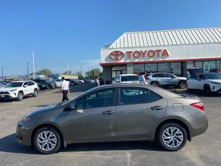 Used 2018 Toyota Corolla LE for sale in Cambridge, ON