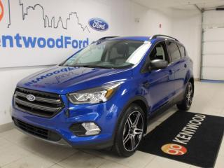 Used 2019 Ford Escape SEL   FWD   Appearance Pkg   NAV   Low KM for sale in Edmonton, AB