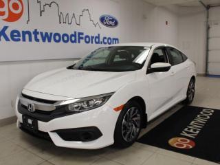 Used 2018 Honda Civic Sedan SE | AUTO | Low KM | Fuel Efficient for sale in Edmonton, AB