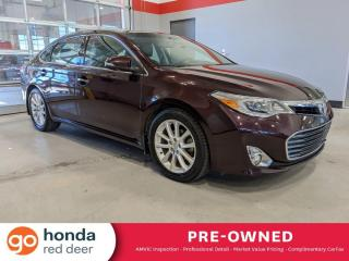 Used 2013 Toyota Avalon Limited for sale in Red Deer, AB