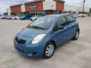 Used 2008 Toyota Yaris LE for sale in Steinbach, MB