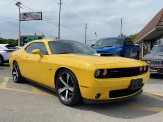 Used 2017 Dodge Challenger R/T SHAKER for sale in Cobourg, ON