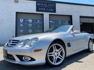 Used 2007 Mercedes-Benz SL-Class SL 550 AMG 5.5L V8 CLEAN CARFAX for sale in Guelph, ON