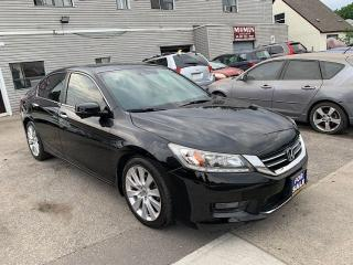 Used 2014 Honda Accord Touring for sale in Scarborough, ON