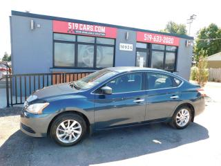 Used 2015 Nissan Sentra SV | Heated Seats | Backup Camera for sale in St. Thomas, ON