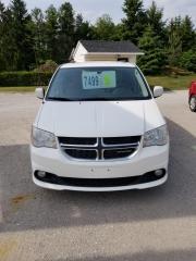 Used 2011 Dodge Grand Caravan Crew for sale in Oro Medonte, ON