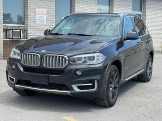 Used 2014 BMW X5 xDrive35d NAVIGATION/PANO ROOF/HUD for sale in North York, ON