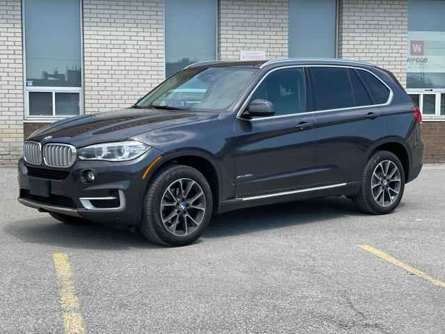 2014 BMW X5 xDrive35d NAVIGATION/PANO ROOF/HUD Photo2