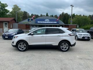 Used 2017 Ford Edge Titanium for sale in Flesherton, ON