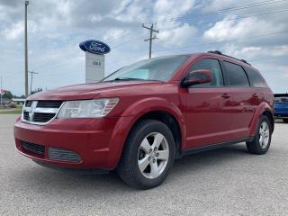 Used 2009 Dodge Journey SXT for sale in Harriston, ON