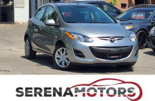 Used 2013 Mazda MAZDA2 GX | AUTO | AC | CRUISE | NO ACCIDENTS | ONE OWNER for sale in Mississauga, ON