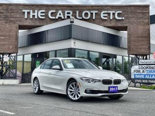 Used 2017 BMW 330 i xDrive LEATHER!! SUNROOF!! NAVIGATION!! HEATED SEATS!!! BACK-UP CAM!! for sale in Sudbury, ON