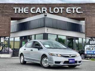 Used 2011 Honda Civic DX-G for sale in Sudbury, ON