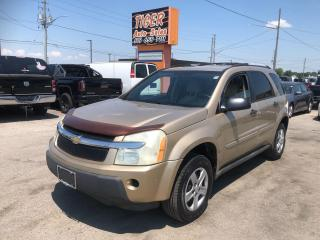 Used 2006 Chevrolet Equinox LS*DRIVES GREAT**NEW TIRES*ONLY 182KMS*AS IS for sale in London, ON