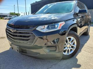 Used 2018 Chevrolet Traverse LS 8 SEATER // CAM // HEATED SEATS for sale in Mississauga, ON