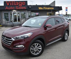 Used 2018 Hyundai Tucson SE 2.0L CRUISE CONTROL! BACK UP CAMERA! PANORAMIC SUNROOF! for sale in Saskatoon, SK