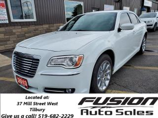 Used 2013 Chrysler 300 Touring-SUNROOF-LEATHER-REAR CAMERA-REMOTE START for sale in Tilbury, ON