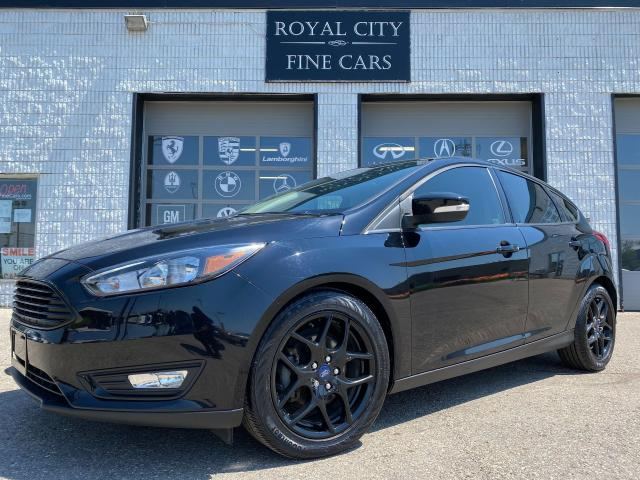 2018 Ford Focus SEL/ CLEAN CARFAX/ SUNROOF/ NAVIGATION/