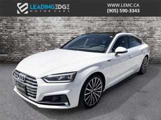 Used 2018 Audi A5 2.0T Technik S-LINE for sale in King, ON