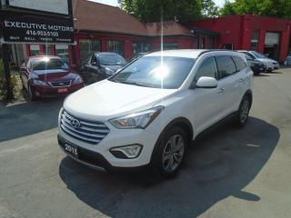 Used 2015 Hyundai Santa Fe XL / 7 PASSENGER / ONE OWNER / NO ACCIDENT/ MINT for sale in Scarborough, ON