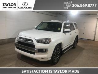 Used 2020 Toyota 4Runner LIMITED - 7 PASSENGER for sale in Regina, SK